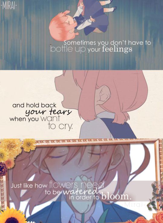154 best Anime Quotes images on Pinterest | Manga quotes, Sad ...
