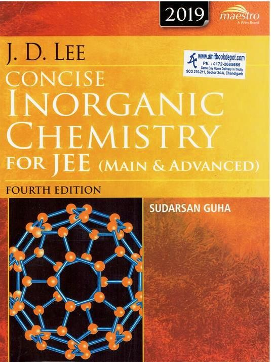 Buy Concise Inorganic Chemistry: Fifth Edition by J D  Lee book