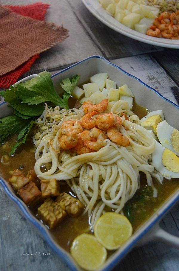 Mie Rebus Medan Resep Makanan Makanan Masakan