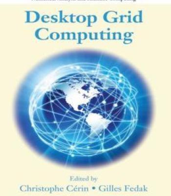 Desktop Grid Computing PDF