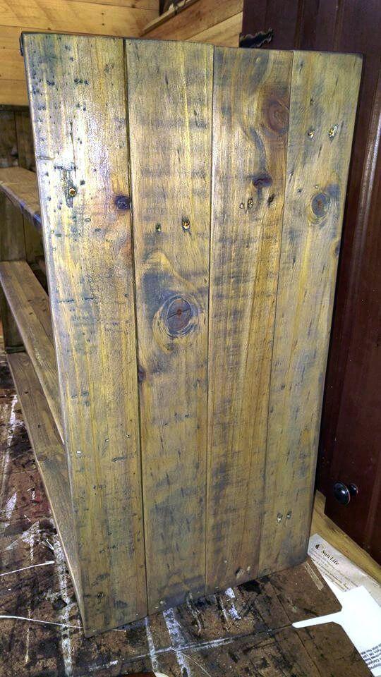 Wood Pallet Shoe Rack - Pallets Pro
