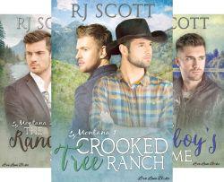 Montana Series (4 Book Series) by  RJ Scott