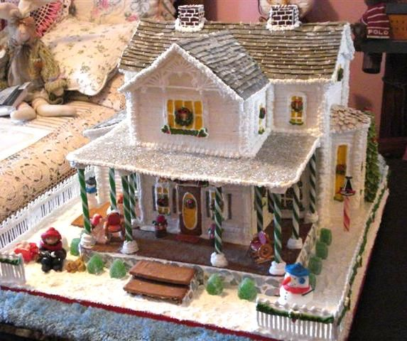 """""""Victorian Farmhouse"""" by Janie S. (Standout Execution)"""