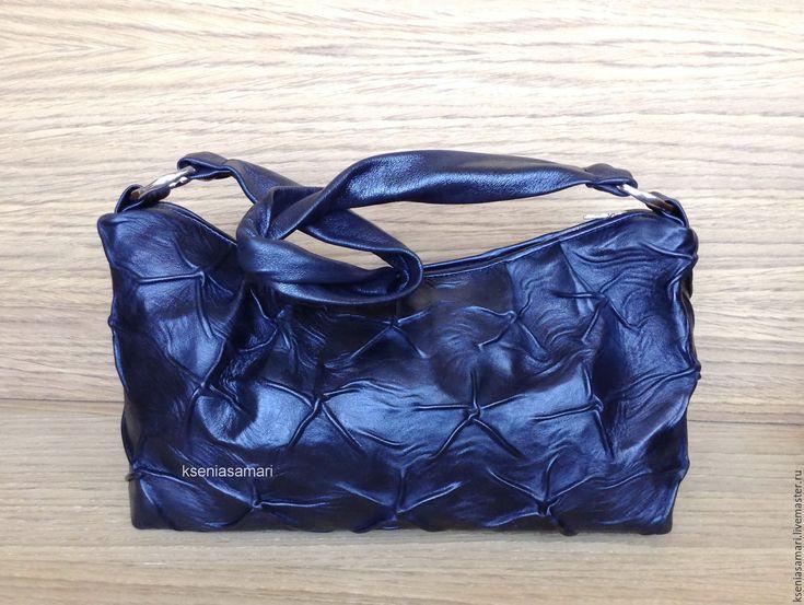 Купить Кожаная сумка - Кожаная сумка, сумка из кожи, сумка кожаная, сумка ручной работы