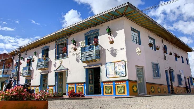 Alcaldia de Guatape, Antioquia