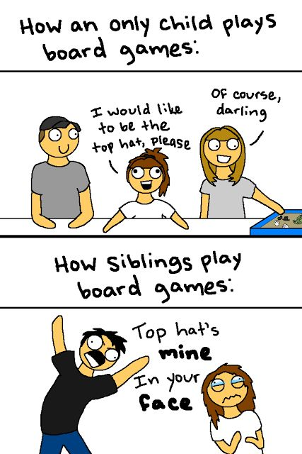 only child dating problems