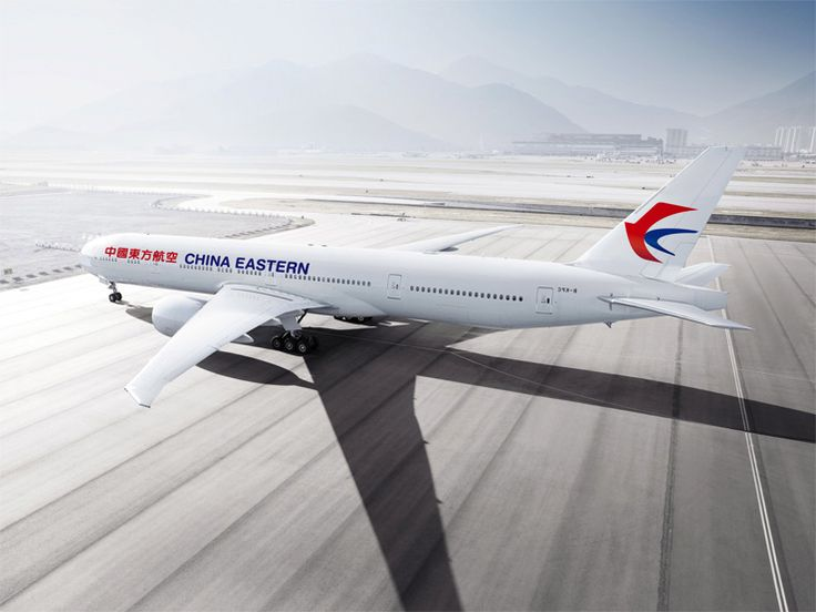 Noted: New Logo and Livery for China Eastern Airlines by Bang