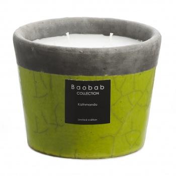 Bougie Parfumée Kathmandu - Flower Power - Baobab Collection