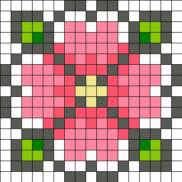 40 Best Perler Beads Images On Pinterest Pearler Bead Patterns Delectable Cute Perler Bead Patterns