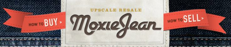 Moxie Jean - online consignment shopping - so convenient! (plus giveaway!)