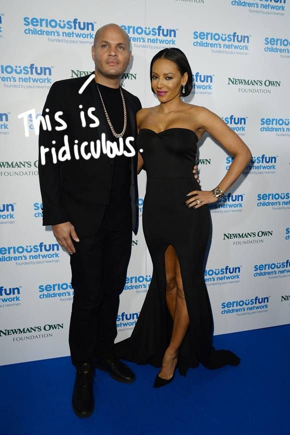 Mel B's Husband Is Furious Over The Rumors Of Physical Abuse! So Much So, He's Planning On Suing The Individuals Involved!