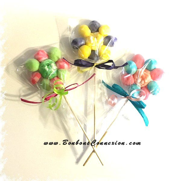 Easter Egg K-Pop Candy Flowers