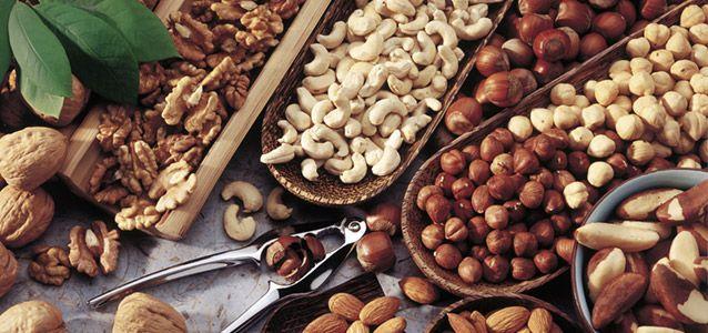 Nüsse = Nährstoffbomben. Kennt ihr alle Sorten?