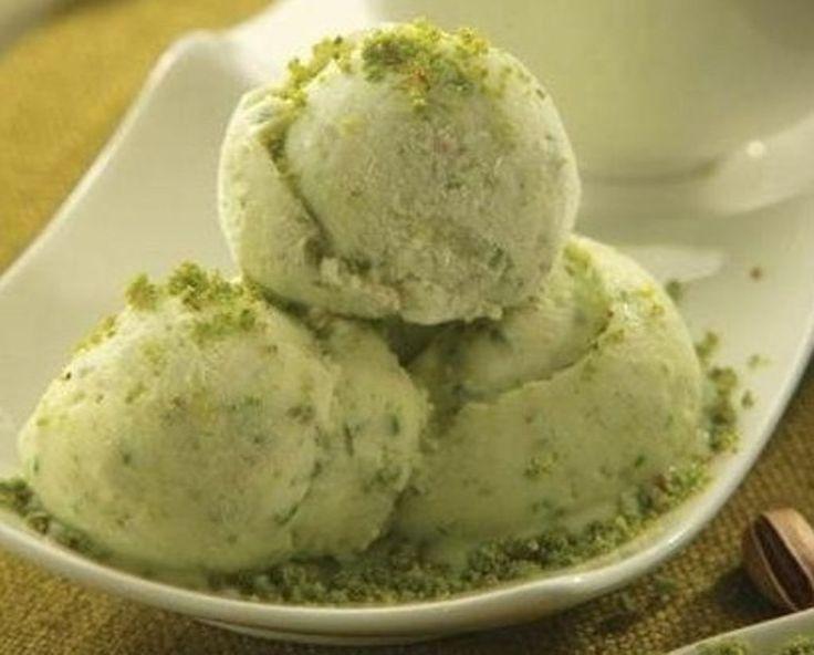 Ζαχαροπλαστική Πanos: Παγωτό φιστίκι