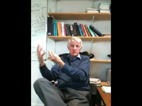 Basil Hiley - David Bohm Quantum theory versus Copenhagen Interpretation.mov - YouTube