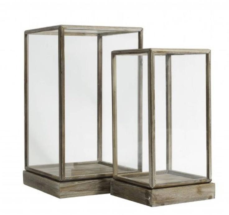 Nordal Glass boxes - Tutze