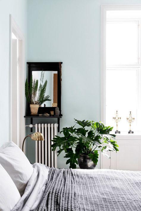 Sherwin Williams Icelandic House Home Bedroom Bedroom Decor