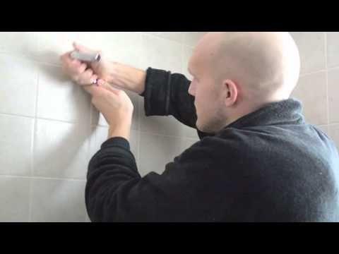 DIY Shower Head Extension   Rainfall Shower   Shower Head Extender install   Normal Dude