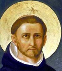 St. Dominic: At the end of the twelfth century the Church in France was ravaged by the Albigensian heresy, a doctrine which was not only entirely unchristian but which, in addition, constituted a social evil. Effective measures were required to be taken to combat it. Where others had failed, a Spanish canon, Dominic Guzman, succeeded. He was notable for his learning and love of poverty. The Order of Friars Preachers, which he founded about the year 1215, was endowed by him with these two…