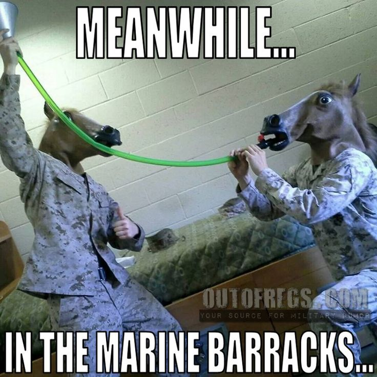 OutOfRegs - Archives | In The Marine Barracks