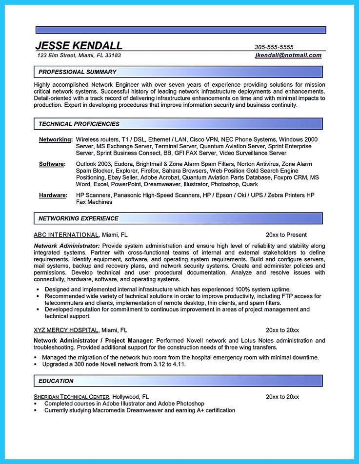 Short Resume Format | Resume Format And Resume Maker