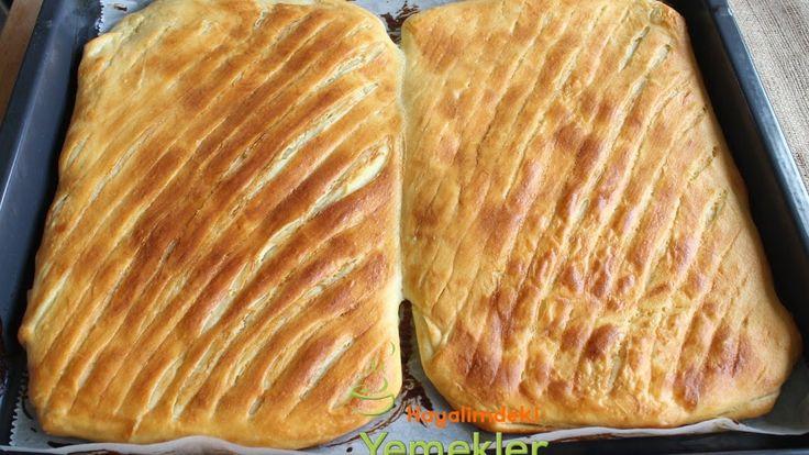 Sivas Katmeri Tarifi -Sivas Katmeri Nasıl Yapılır/ Hayalimdeki Yemekler