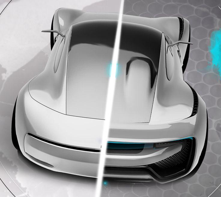109 best Car Design by A Hoch images on Pinterest Alex Porsche on