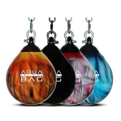 Aqua Bag Fitness Boxing Energy är framtidens boxningssäckar, lätt att hantera och frakta. Fylls med vanligt kranvatten. Skonsamma mot leder och ger effektiv boxningsträning.