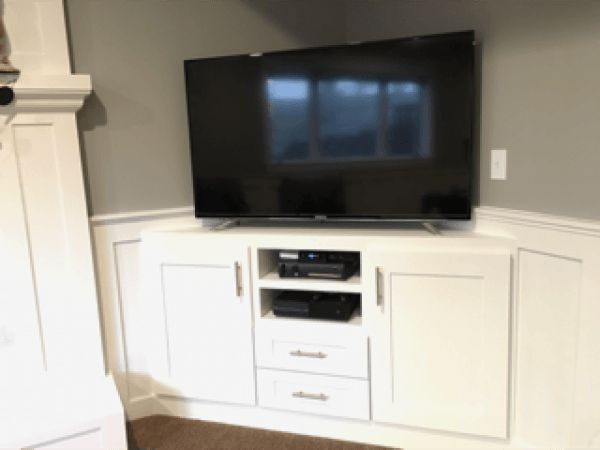 Best Corner Entertainment Centers Ideas On Pinterest Tv - Built in cabinets entertainment center design pictures remodel