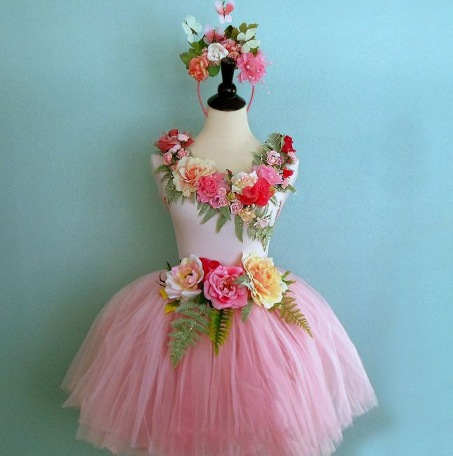 13 Ways to Be a Fashion Forward Fairy This Halloween via Brit + Co.(fairy dress inspiration)