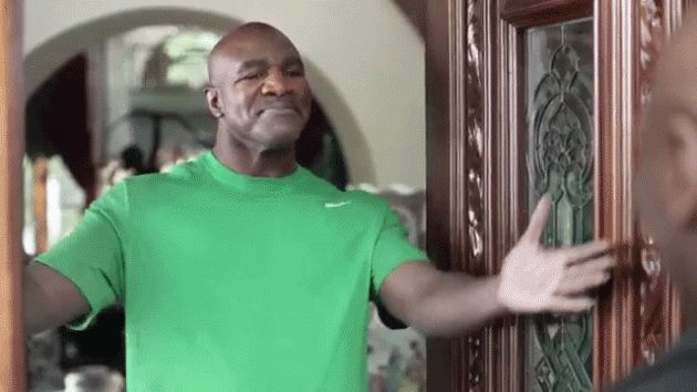 All Is Right In The World: Mike Tyson Returns Evander Holyfield's Ear in Foot Locker Ad [VIDEO]
