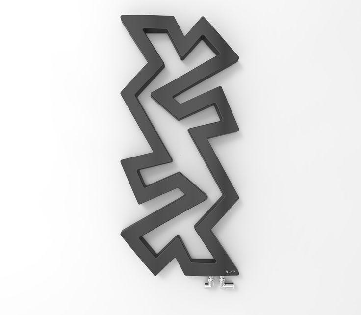 LOSTA Kamienny grzejnik dekoracyjny Rico MAXI