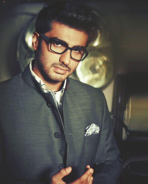 Arjun Kapoor. So suave