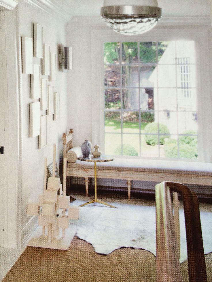 Sofa bedje/bankje voor raam