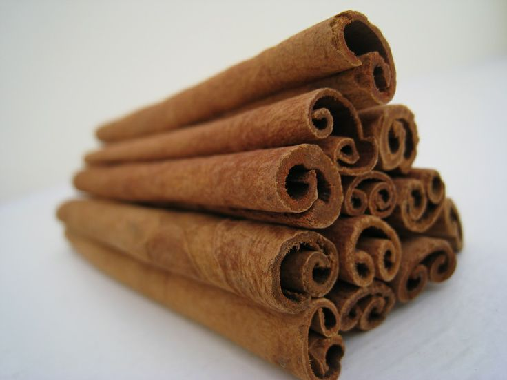 Use some #cinnamon in your dishes and enhance your mood. It helps reduce irritability.  Other Benefits (gathered from different online sources): 1- Controls your bloodsugar, which may help diabetic patients 2- Powerful anti-bacterial 3- Is a promising #cancer preventor 4- Odor Neutralizer 5- May help with #weightloss  Please do remember that moderation is the key.  It is always a good idea to consult your physician about the impact of these ingredients in your food.
