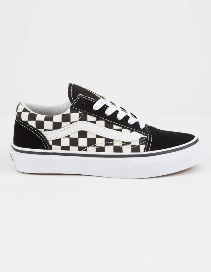 VANS Checkerboard Primary Check Old