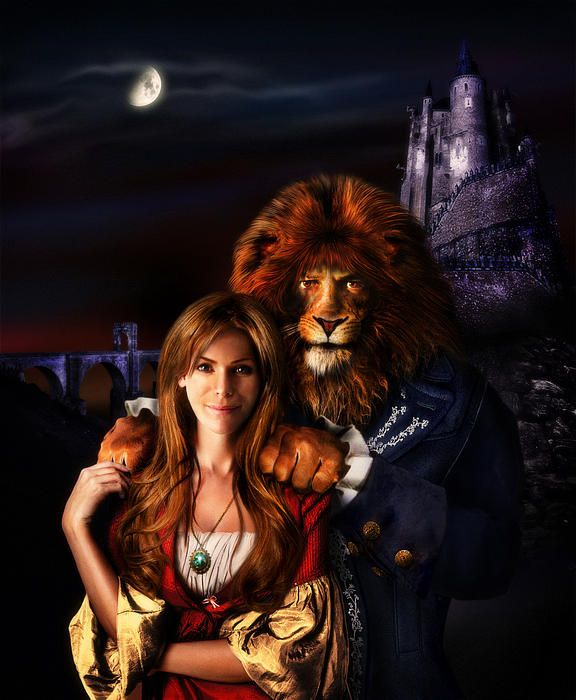 Beauty and the Beast by Alessandro Della Pietra (Digital Art) Prints for sale: http://alessandro-della-pietra.artistwebsites.com/featured/beauty-and-the-beast-alessandro-della-pietra.html
