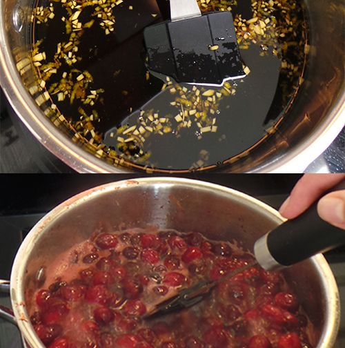 Cranberry Sauce Recipe. This year make it  from scratch with this simple recipe by Top Chef Canada Season 4 winner Chef Rene Rodriguez.