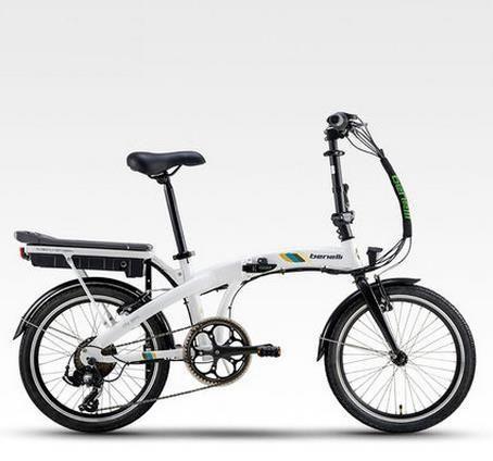 310406/Folding electric car / electric bicycle 20-inch electric car lithium electric bike/Aerospace aluminum frame