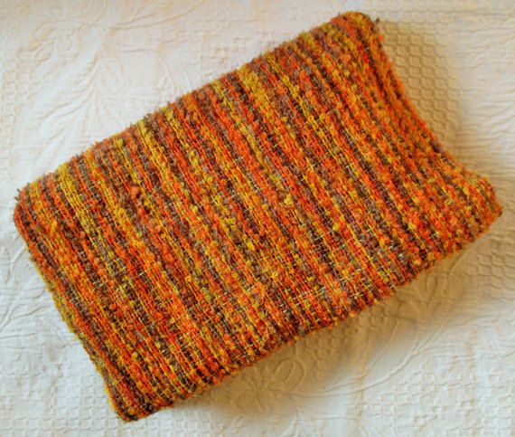 Hand Woven Travel Rug Knee Rug Small Throw to by merciniancrafts