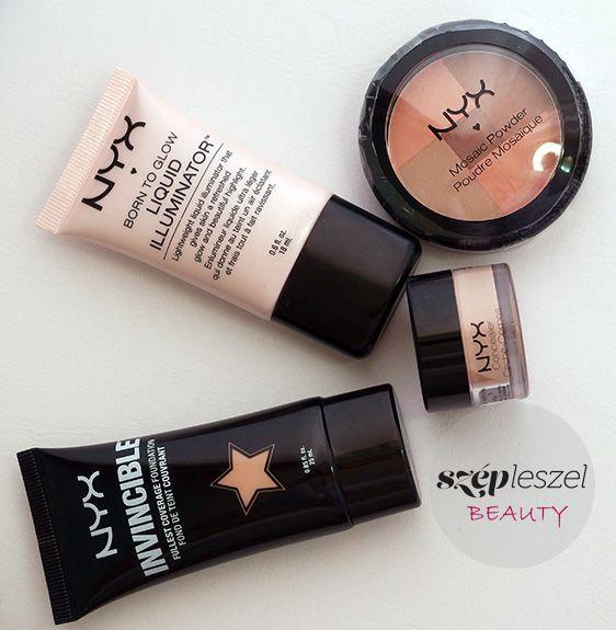 Nyx makeup arcra