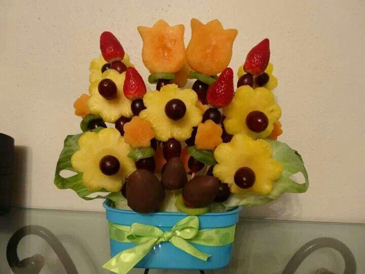 fruit arrangements healthy fruit ideas