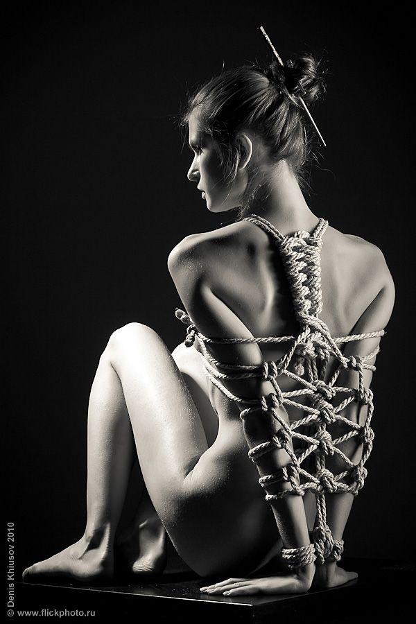 The art of japanese bondage