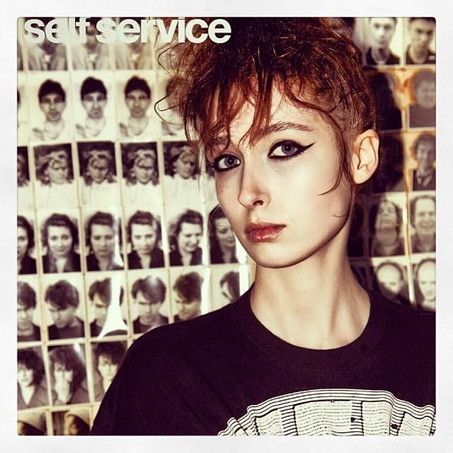 Self Service S/S 15 Covers (Self Service)