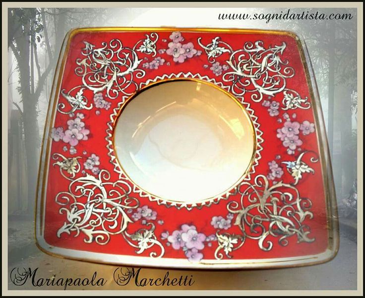 Mariapola Marchetti - Magic of red