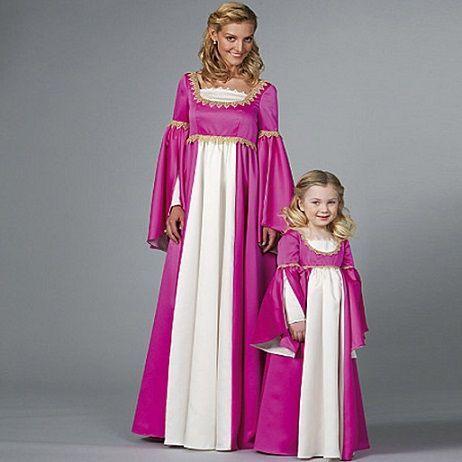 Disfraces, Disfraz Medieval, Medieval Buscar, Proyecto Medieval, Disfraz Julieta, Vestidos Mediavales, Facil Buscar, Trajes Medievales, Vestuarios