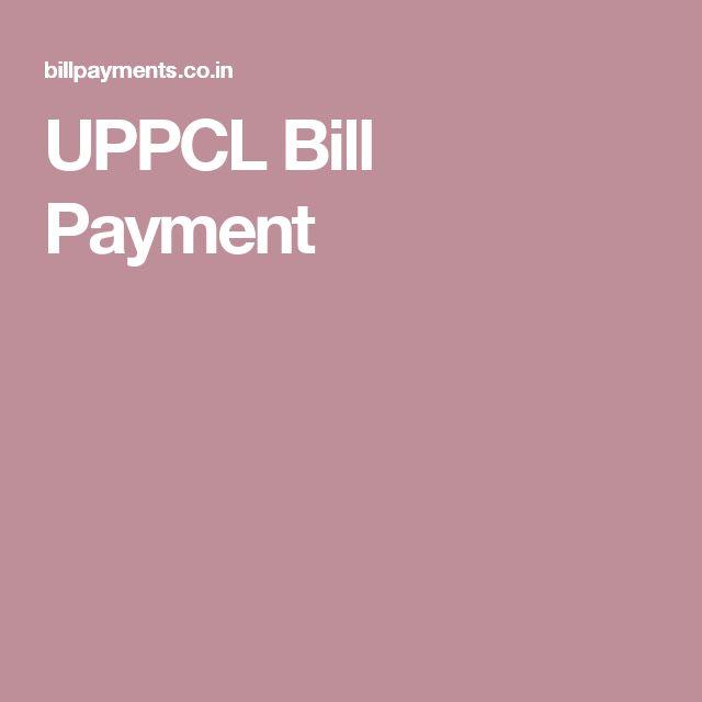 UPPCL Bill Payment