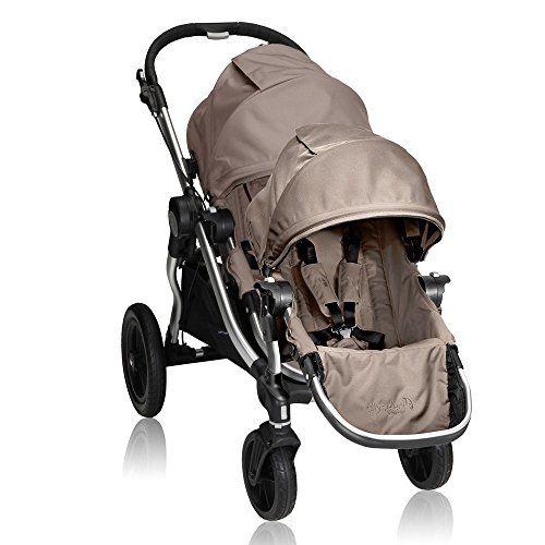 Baby Jogger 2013 City Select Stroller & 2014 Second Seat – Quartz  http://www.babystoreshop.com/baby-jogger-2013-city-select-stroller-2014-second-seat-quartz/