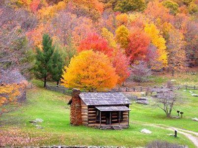 Beautiful Smoky Mountain cabin