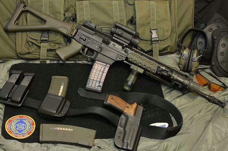 Sig Sauer 556 very nice weapon. | Nice ass rifles ...